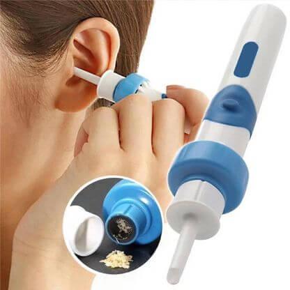 Aspirador de cera para los oídos EARSIO