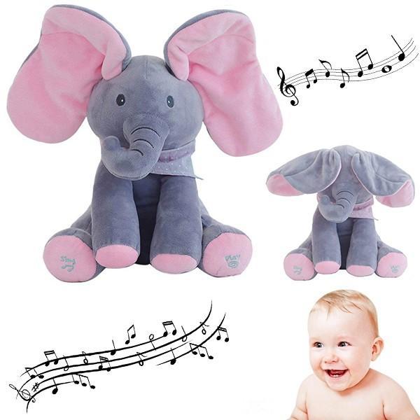 Elefante cantante FLAPSY