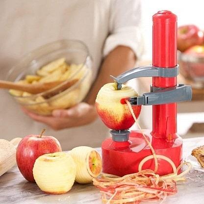 Peladora de frutas eléctrica de acero inoxidable SMOOTHER