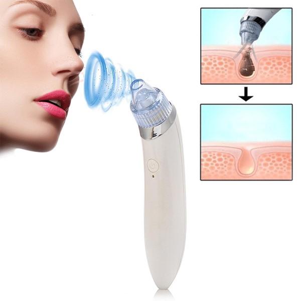 Limpiador de poros faciales mediante succión KilPor 2.0