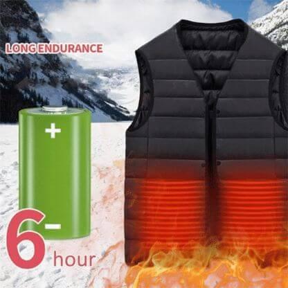 Chaleco calefactor unisex FLAMEVEST