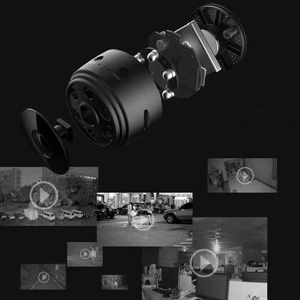 Cámara inalámbrica wifi de visión nocturna SENSORI