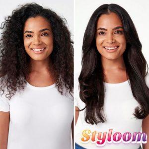 2 en 1: cepillo secador y voluminizador de cabello